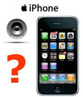 Почему на iphone 4s не работает звук